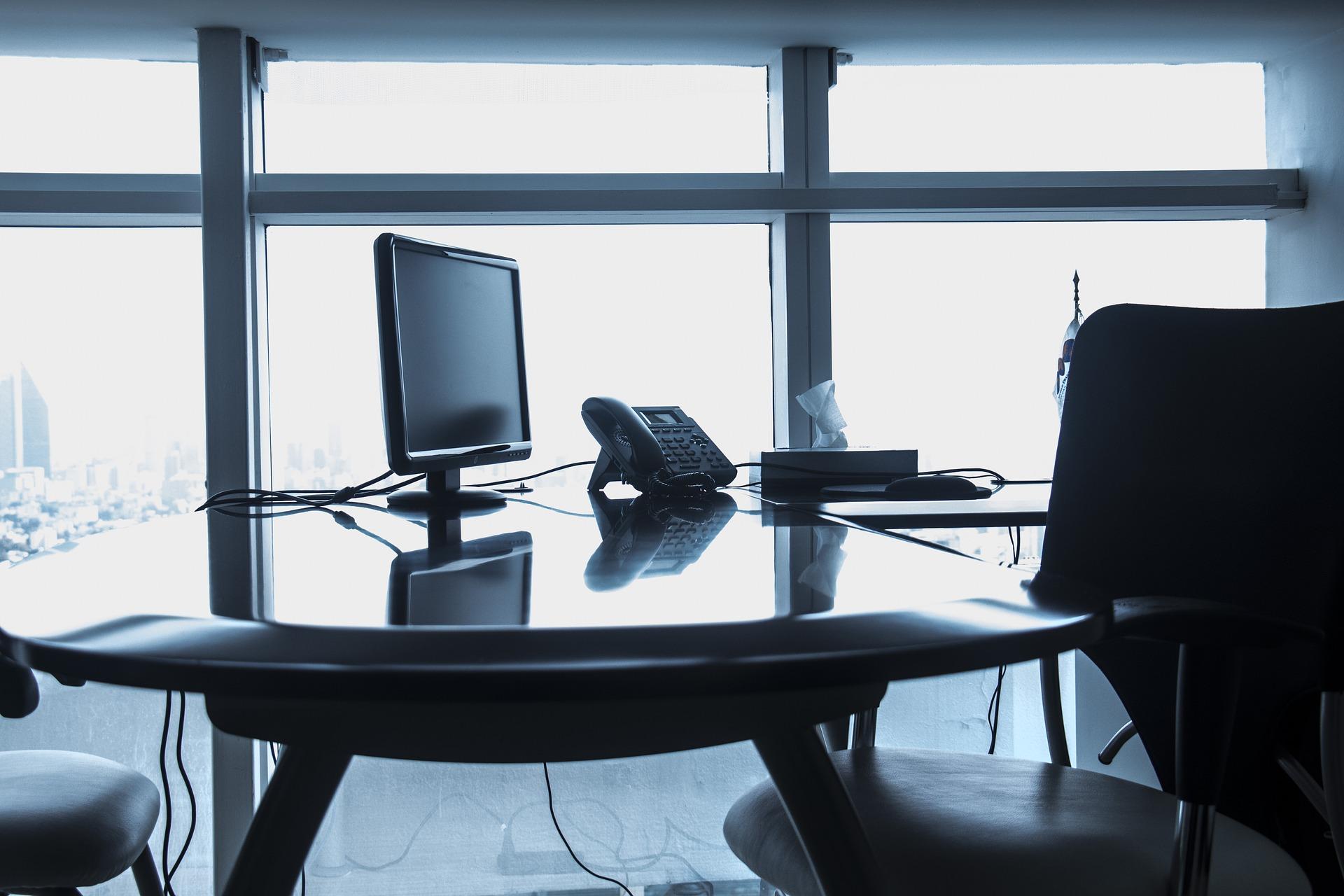Telecoms Office desk phone